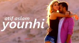 Younhi Lyrics (Full Video) - Atif Aslam | Atif Birthday Special |