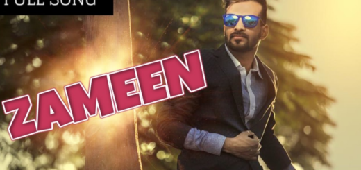Zameen Lyrics (Full Video) - Happy Raikoti , Parmish Verma