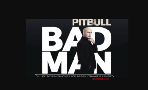 Bad Man Lyrics (Audio) - Pitbull ft. Robin Thicke, Joe Perry, Travis Barker