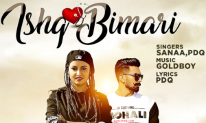 Ishq Bimari Lyrics (Full Video) - SANAA Feat. PDQ , GOLDBOY