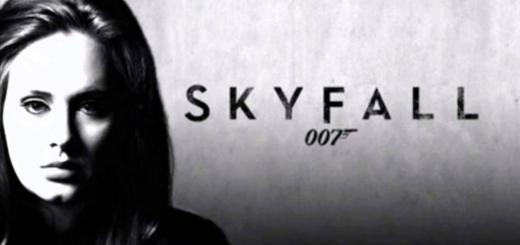 Skyfall Lyrics (Full Video) English Song - Adele