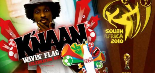 Wavin' Flag Lyrics Coca-Cola Celebration - K'NAAN