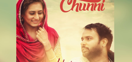 Chunni Lyrics (Full Audio) - Lahoriye | Amrinder Gill |