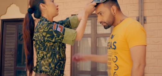 Door Lyrics (Full Video) - Harf Cheema