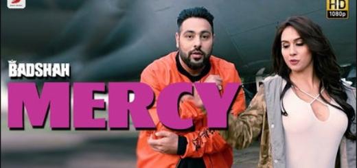 Mercy Feat. Lauren Gottlieb Lyrics |Badshah|