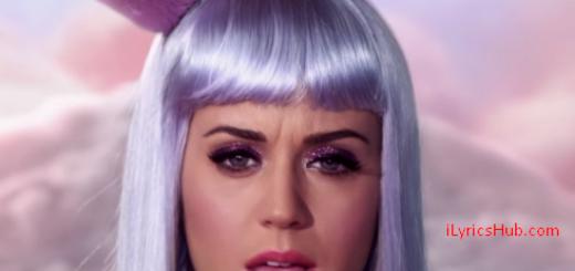 Pearl Lyrics (Full Video) - Katy Perry