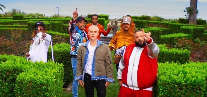 I'm the One Lyrics - DJ Khaled ft. Justin Bieber, Quavo