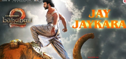Jay Jaykara Lyrics (Full Video) - Baahubali 2 - The Conclusion