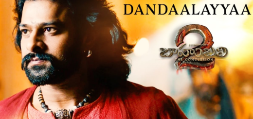 Dandaalayyaa Lyrics (Full Video) - Baahubali 2 - The Conclusion