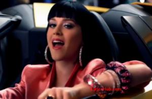 Waking Up In Vegas Lyrics (Full Video) - Katy Perry