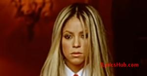 Te Dejo Madrid Lyrics (Full Video) - Shakira