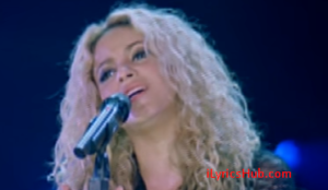 Ready for the Good Times Lyrics - Shakira