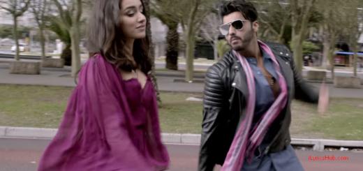 Mere Dil Mein Lyrics (Full Video) - Veronica M & Yash N - Half Girlfriend