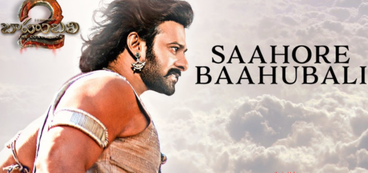 Saahore Baahubali Lyrics (Full Video) - Baahubali 2 | Prabhas, MM Keeravani |