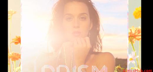 By The Grace of God Lyrics - Katy Perry