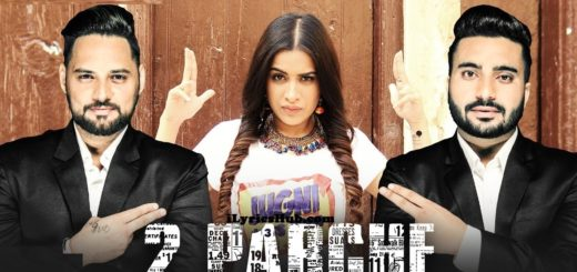 2 Parche Lyrics (Full Video) - Monty Waris, Jashan Nanarh