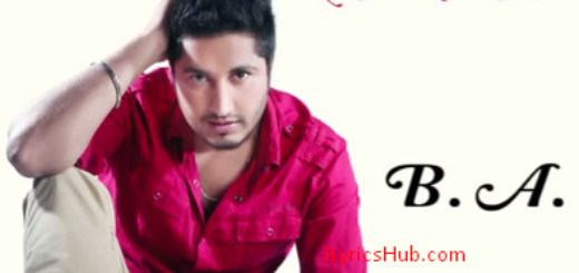 B.A. Di Padhayi Lyrics (Full Video) - Jassi Gill