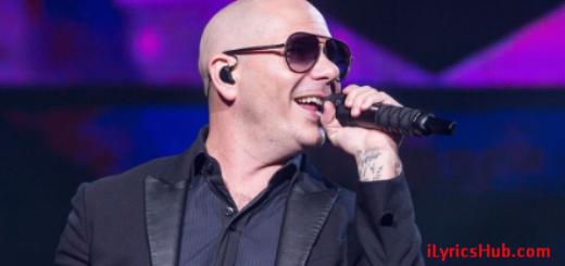 Blanco Lyrics (Full Video) - Pitbull