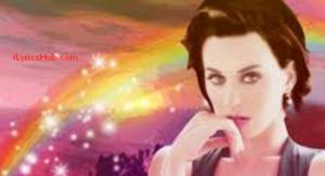 Double Rainbow Lyrics - Katy Perry