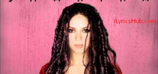 Eres Lyrics - Shakira