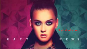 International Smile Lyrics - Katy Perry
