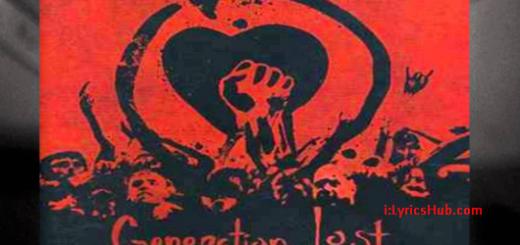 Generation Lost Lyrics - Rise Against