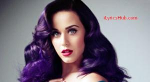 Ghost Lyrics - Katy Perry