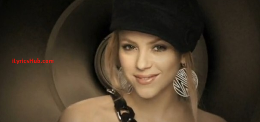 Give It Up To Me Lyrics - Shakira (Full Video)