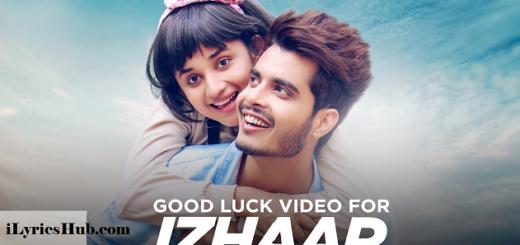 Izhaar Lyrics – Gurnazar, Kanika Maan