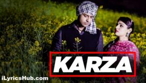 Karza Lyrics - Gippy Grewal