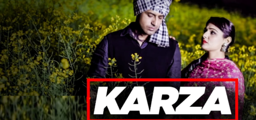 Karza Lyrics - Gippy Grewal