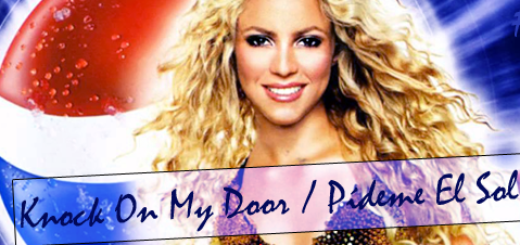 Knock On My Door Lyrics - Shakira