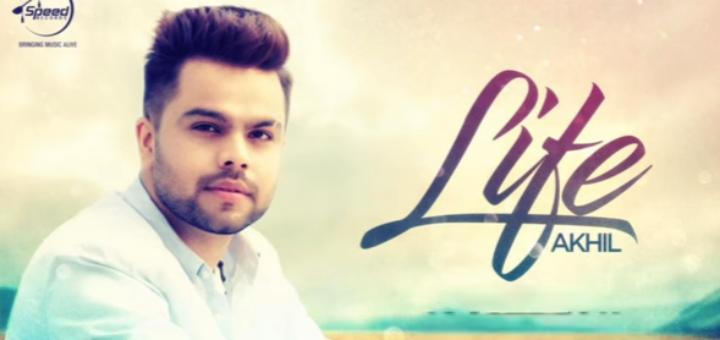 Life Lyrics - Akhil | Preet Hundal |