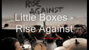 Little Boxes Lyrics - Rise Against