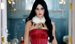 Love Me lyrics - Katy Perry