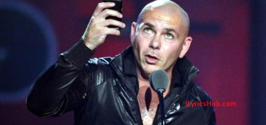 Party Dance Lyrics - Pitbull