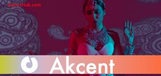 Push Lyrics (Full Video) - Akcent feat. Amira