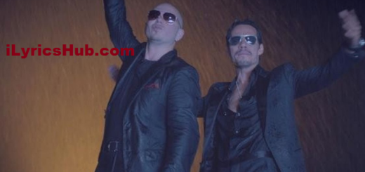 Rain Over Me Lyrics (Full Video) - Pitbull