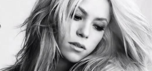 The Day and the Time Lyrics - Shakira