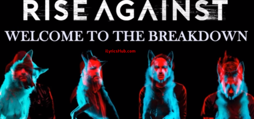 Welcome To The Breakdown Lyrics - Rise Against