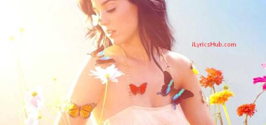 Spiritual Lyrics - Katy Perry