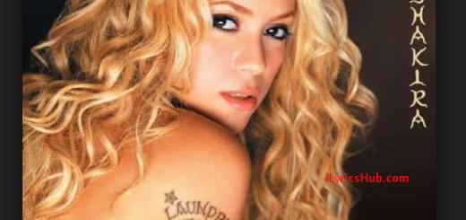 Te Aviso, Te Anuncio Lyrics - Shakira