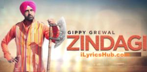 Zindagi Lyrics (Full Vido) - Gippy Grewal