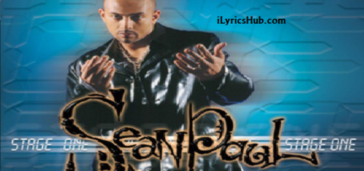 strategy -sean paul