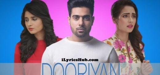 Dooriyan Lyrics Guri