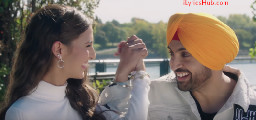 Glorious Gallan Lyrics (Full Video) - Diljit Dosanjh & Sonam Bajwa