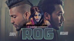 Rog Lyrics (Full Video) - Musahib Feat. Sukh-E