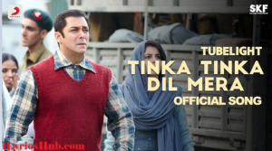 Tinka Tinka Dil Mera Lyrics (Full Video) - Rahat Fateh Ali Khan