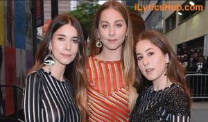 Walking Away Lyrics - Haim