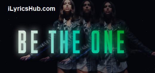 Be The One Lyrics (Full Video) - Dua Lipa